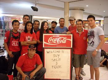 trade fair 08.08.2010 - gambar ni cilok dari blog fitri, psst.. jangan bagi tau dia..