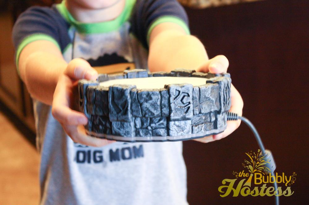 How To Build A Skylanders Portal Of Power Birthday Cake The Bubbly