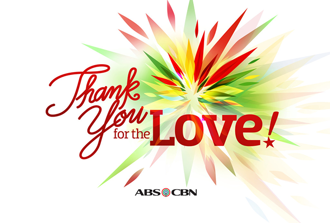 ABS-CBN Summer Station ID 2015 LYRICS Thank You For The Love