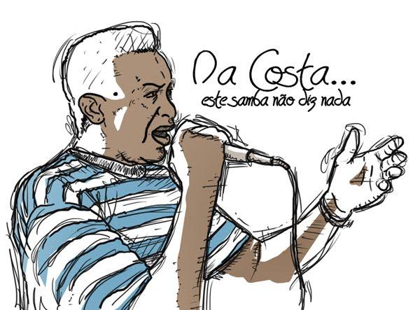 Da Costa... Este samba não diz nada