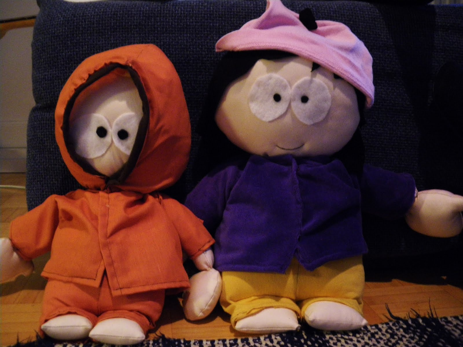Kenny and wendy