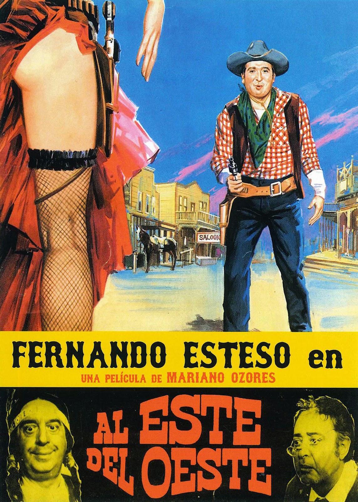 Al este del oeste (1984)