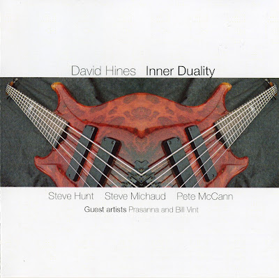 "Jazz Rock Fusion Guitar: David Hines - 2009 ""Inner Duality"""