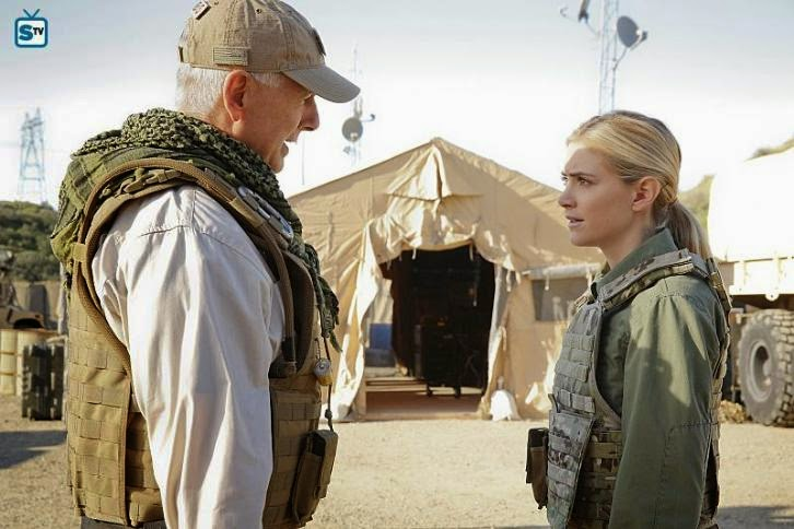 """NCIS - Lost in Translation - Review: """"Blood brothers"""""""