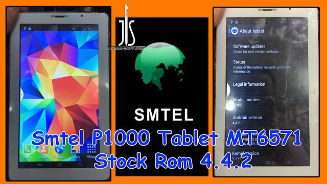 Smtel P1000 MT6571 4.4.2 smtel-p1000-tablet-m
