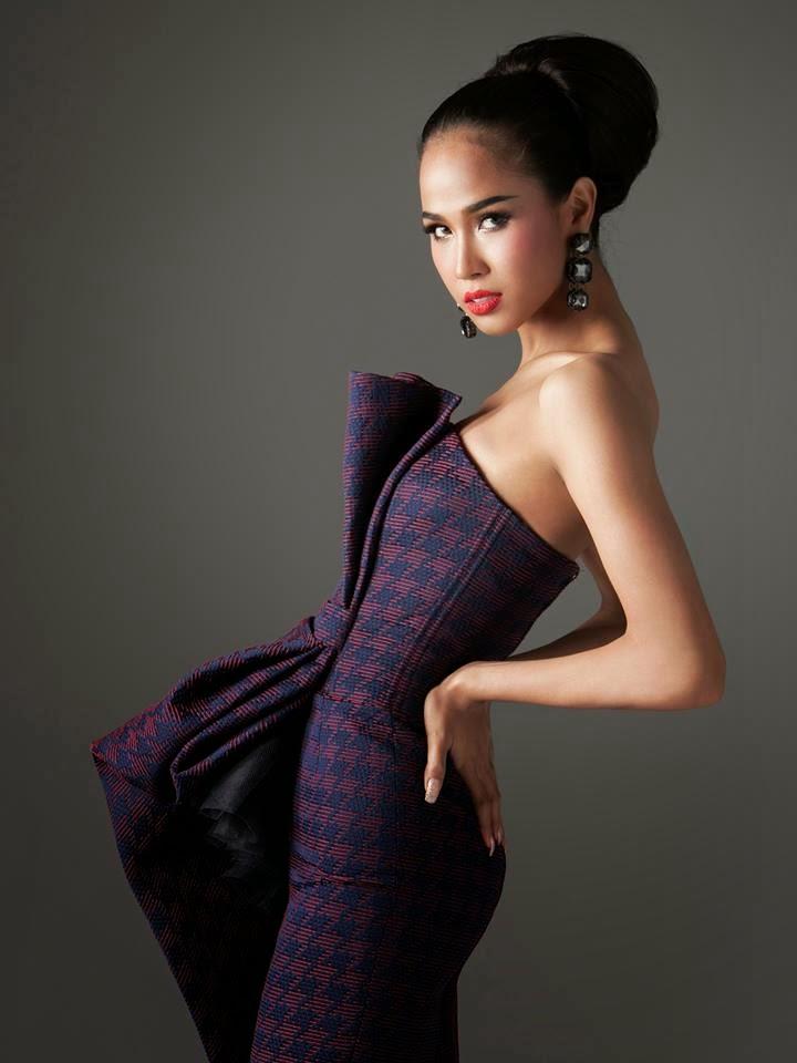 Miss World Thailand 2014 Maeya Nonthawan Thongleng - New Photos ...