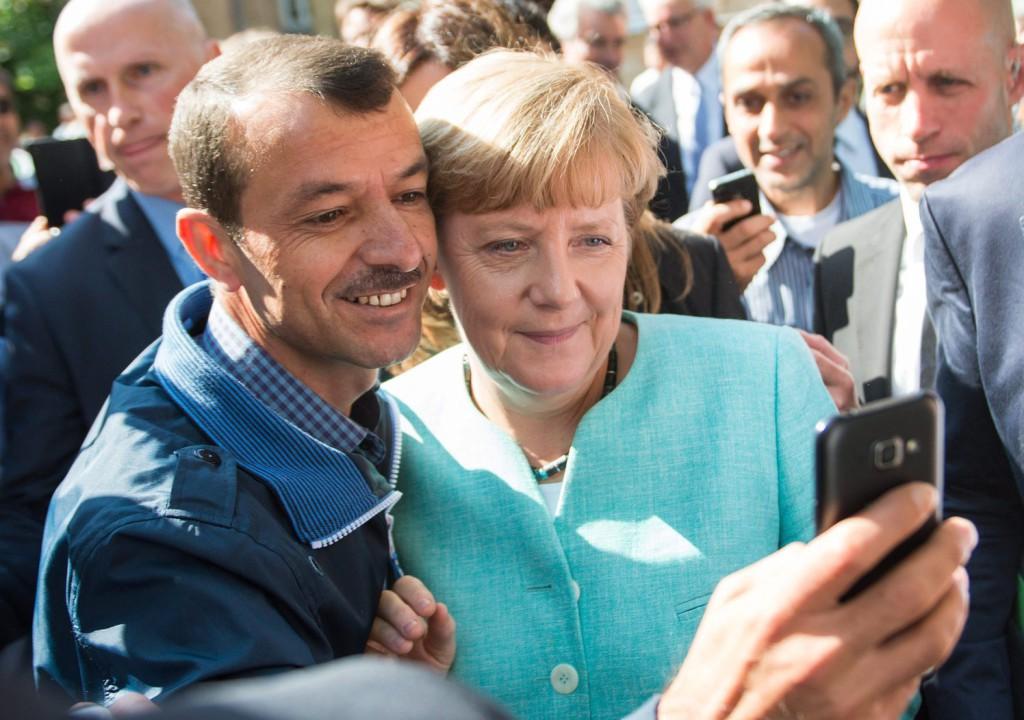 migránsok, menekültválság, bevándorlás, Németország, Angela Merkel, Deutschlandfunk, CDU, CSU, Orbán Viktor, határellenőrzés, schengeni övezet,