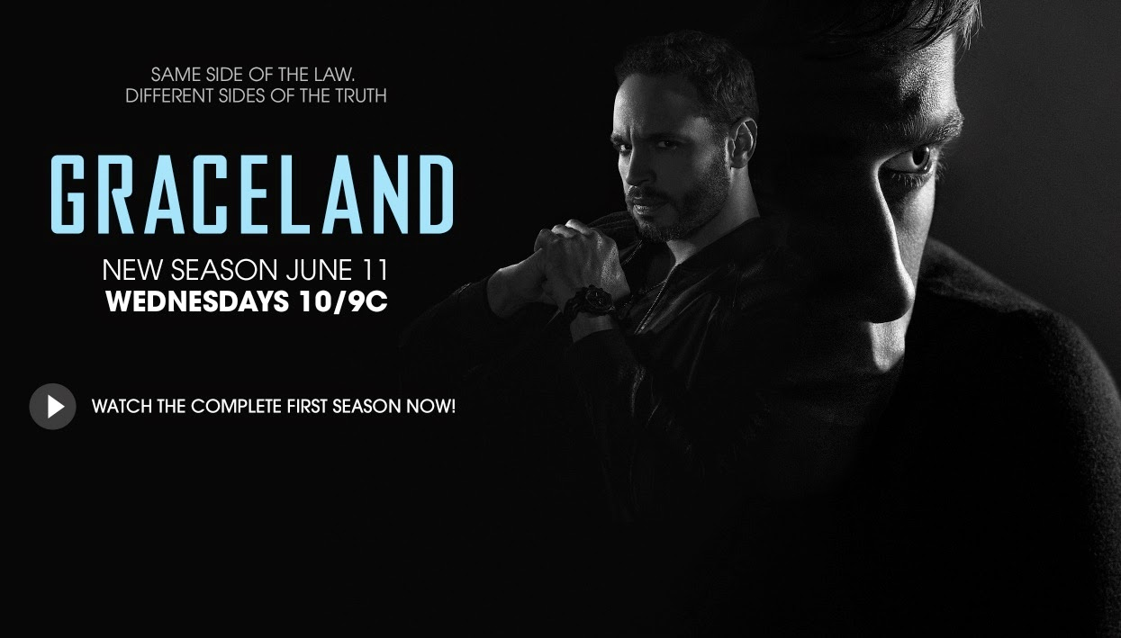 "CYNDILAND: Cyndi Crotts booked in tv series ""GRACELAND ... Graceland Tv Show Season 2"