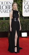 Rosie Huntington Whiteley in SAINT LAURENT dress. Da Lady Follow