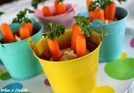 Spring Carrot Patches