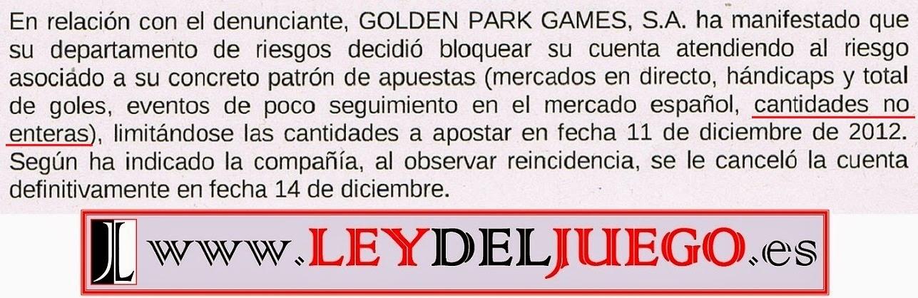 goldenpark+decimales
