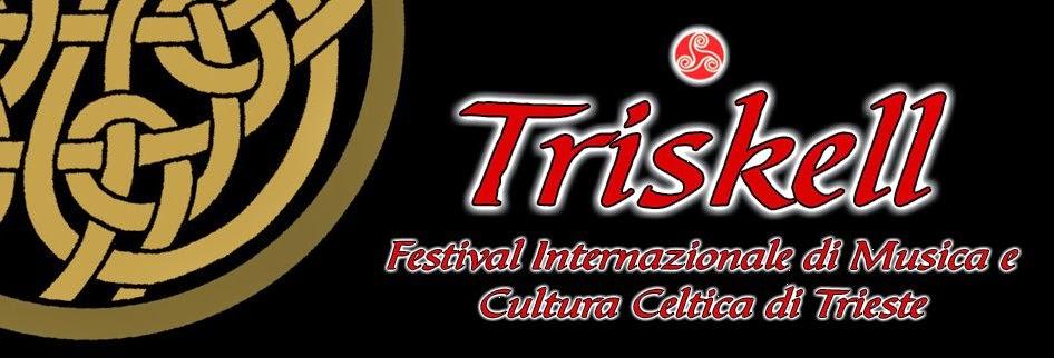 logo trskell festival di trieste