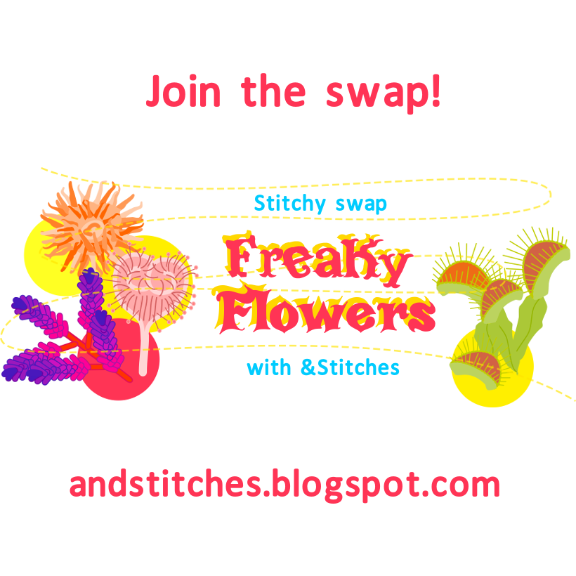 Join the Freaky Flowers Swap!