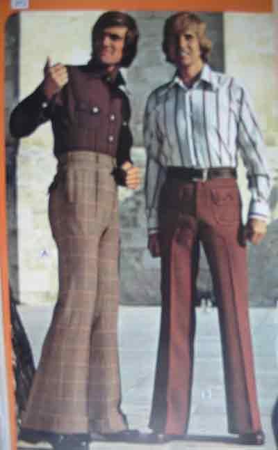 70s Men's Fashion