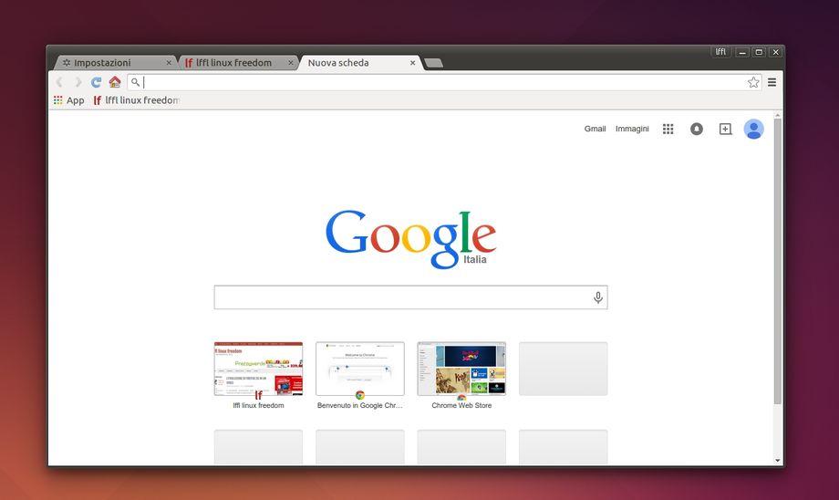 Chrome il nuovo gestore dei profili