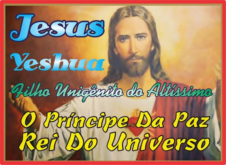 Jesus Cristo Rei do Universo