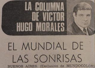 Víctor Hugo Morales dictadura Uruguay Videla