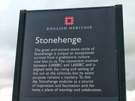 {Travel Tuesday} Stonehenge and Bath