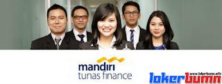 Lowongan Kerja PT Mandiri Tunas Finance 2015 Terbaru