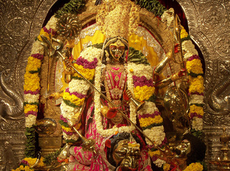 नवरात्रे के छठे दिन माँ कात्यायनी की पूजा