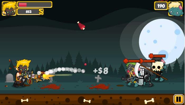 zombieopolis shotgun vs zombies game