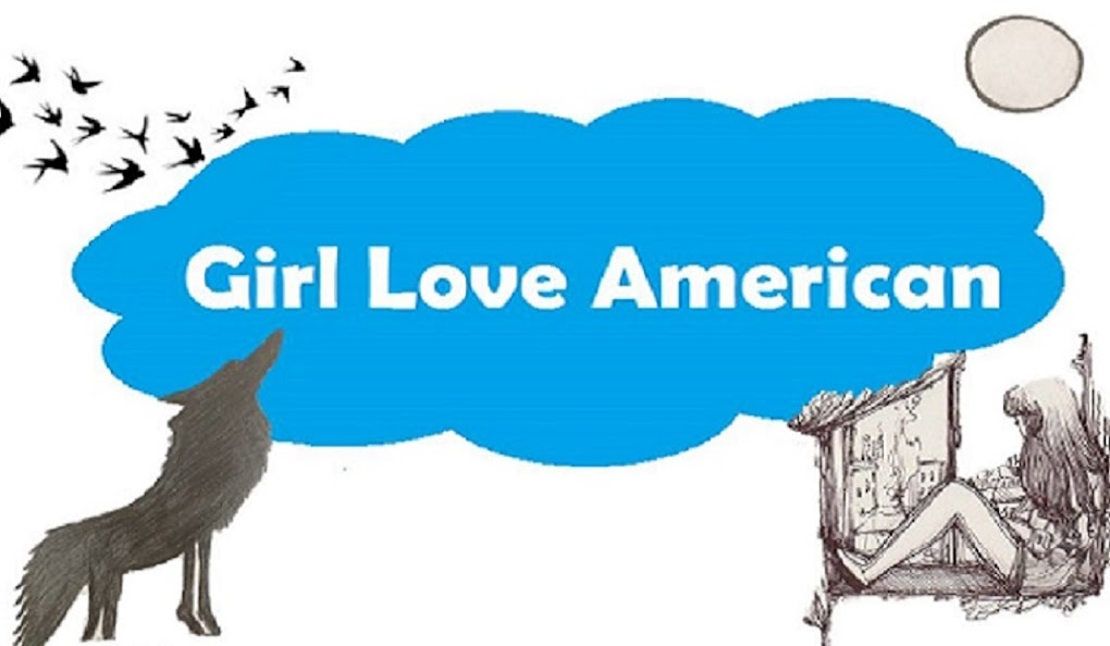 Girl Love American