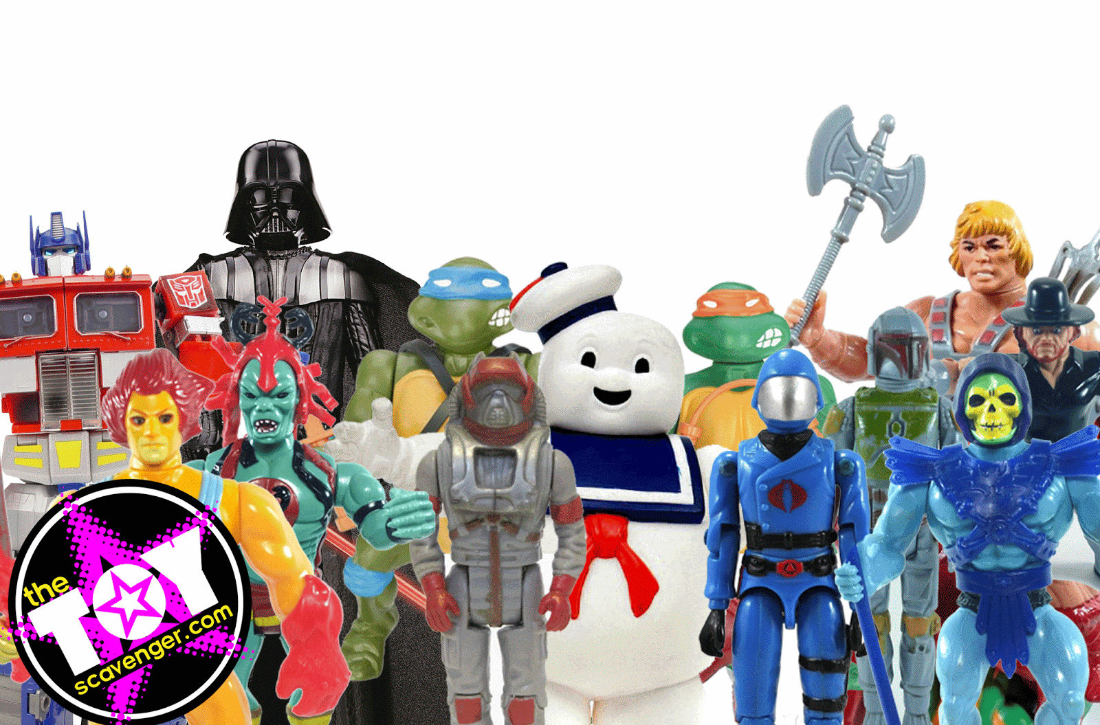 The Toy Scavengers Top 10 Cartoon Theme Songs Of The 80s And 90s