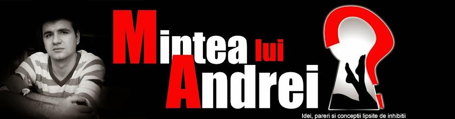 Mintea Lui Andrei