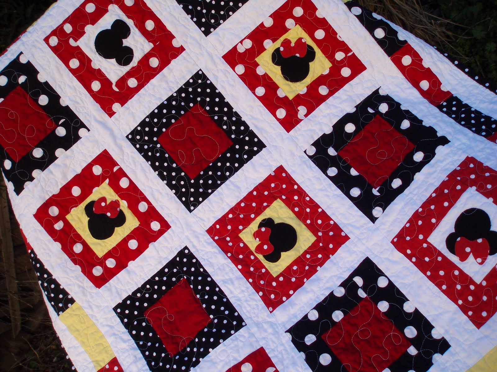 Mama Roux A Disney Inspired Quilt