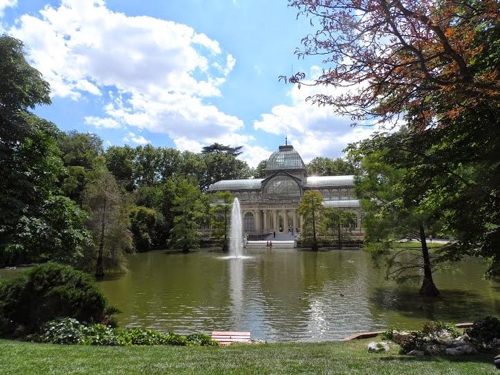 Palais de Cristal Madrid