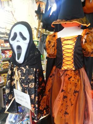 Halloween item Skull