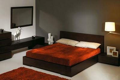 Dormitorios matrimoniales decoraci n y dise o interior - Diseno de dormitorios matrimoniales ...