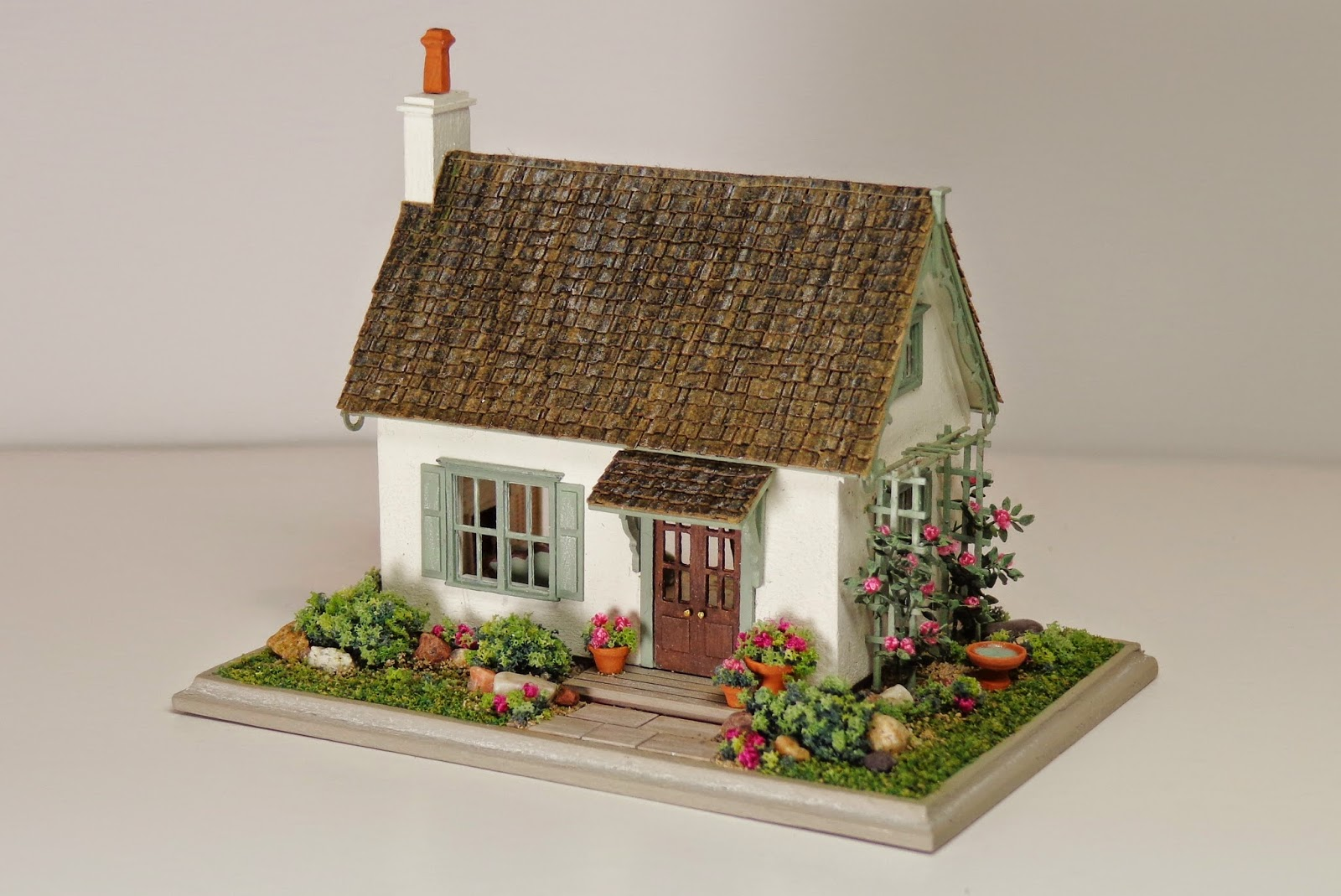 and the kiwi cottage it houses that miniature her bobbye built for month imagination who gorrell cottages granddaughters says miniaturist everyone she lilliput sees two a of loves