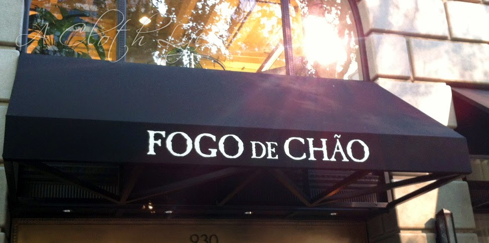 Fogo de Chão: PDX Grand Opening {authentic Brazilian steakhouse} #fogoPDX