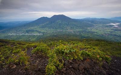 Minang Rancak – Asrinya Gunung Talamau