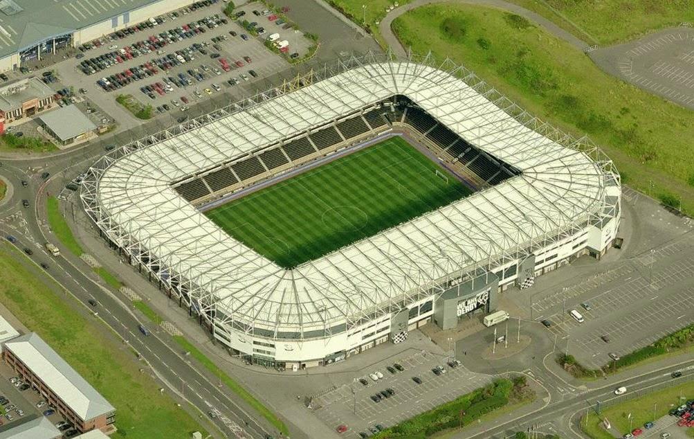 IPro Stadium