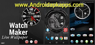 Download WatchMaker Live Wallpaper v1.1.1 Full Premium Apk Terbaru