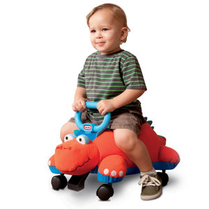Little Tikes Pillow Racers Review And Giveaway