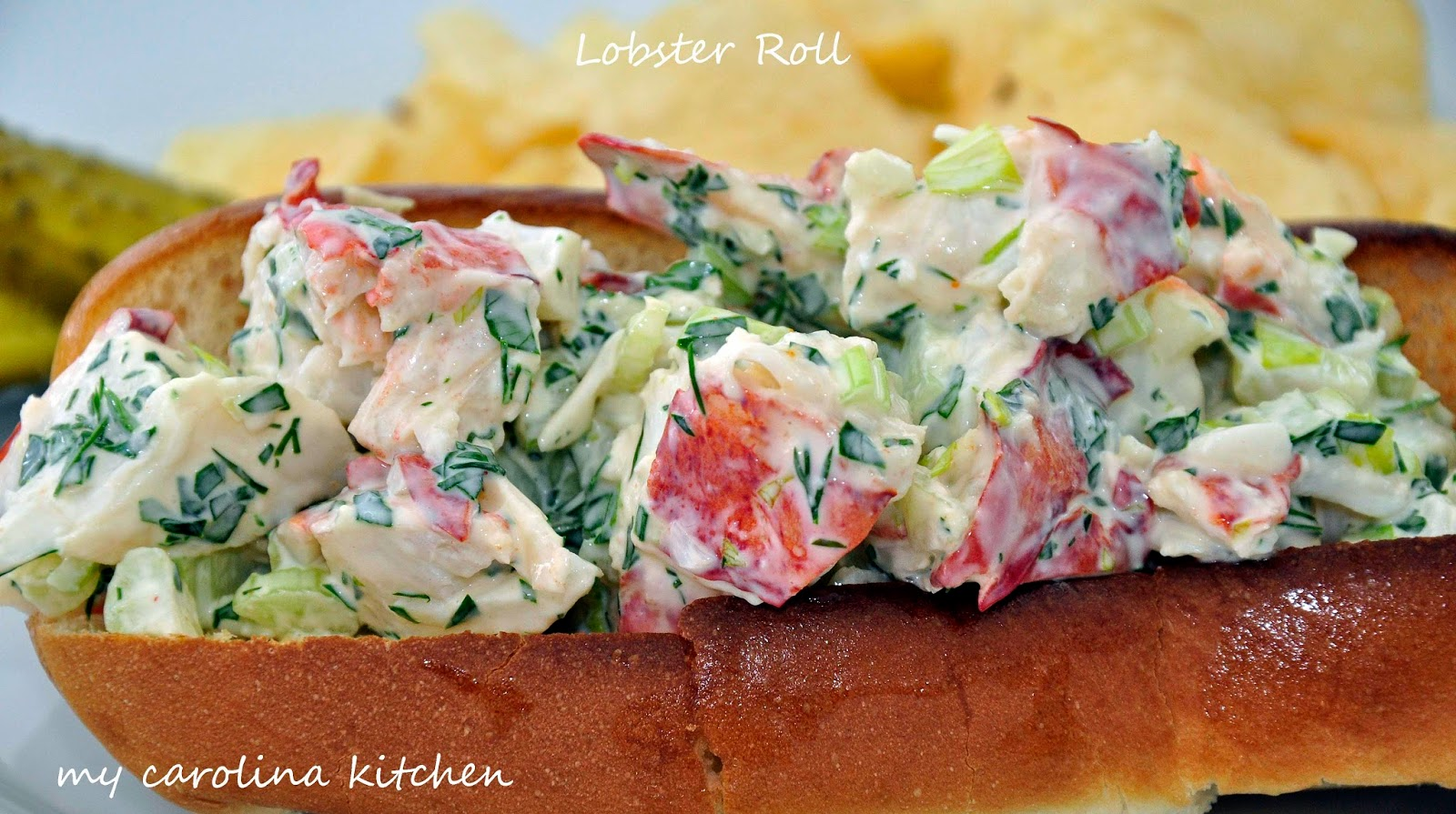 Summer House Lobster Salad Recipe — Dishmaps