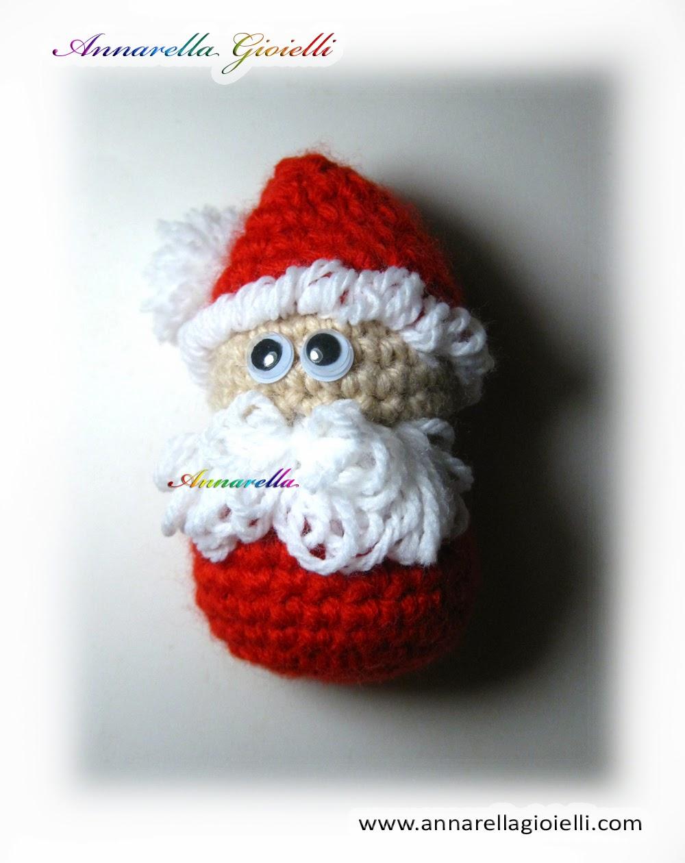 Amigurumi Tutorial Natale : Tutorial Amigurumi Babbo Natale Uncinetto How To Share ...