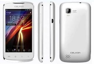 Celkon Android Smartphones