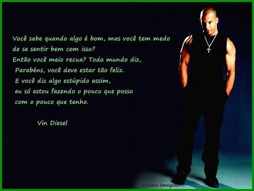 Rosana Imagens Vin Diesel