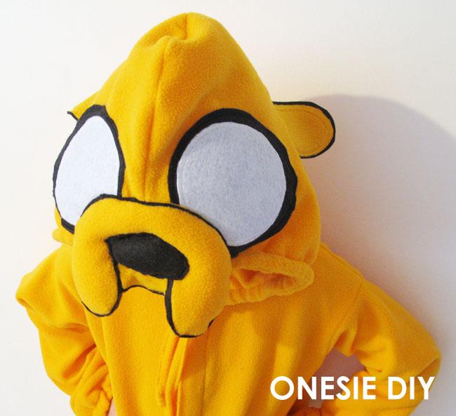 Cartoon Characters You Can Dress Up As : Animal onesie sewing tutorial kids teens or adult
