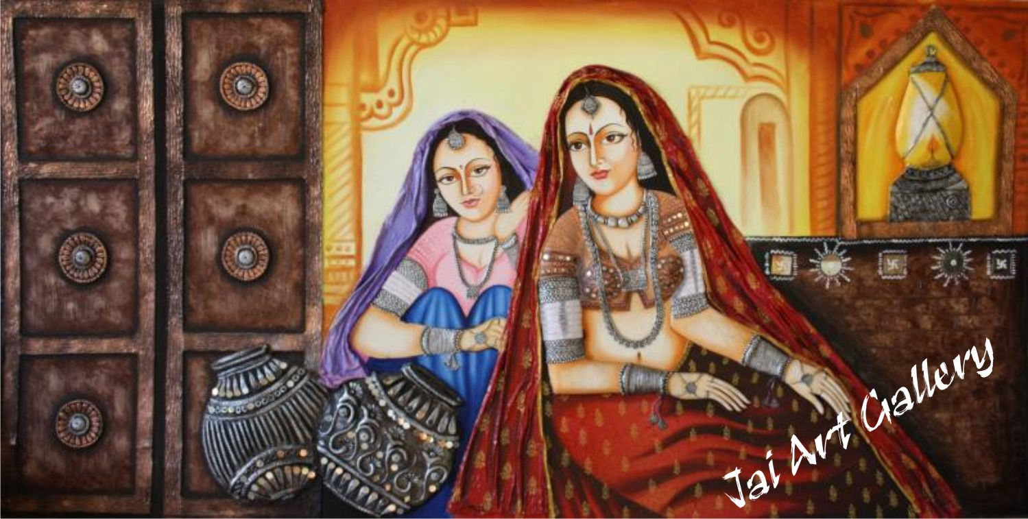 Jai art gallery for 3d mural art in india
