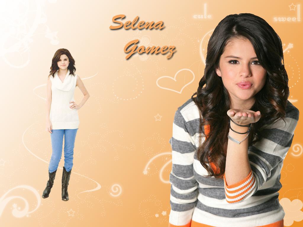 Selena Gomez Wallpaper