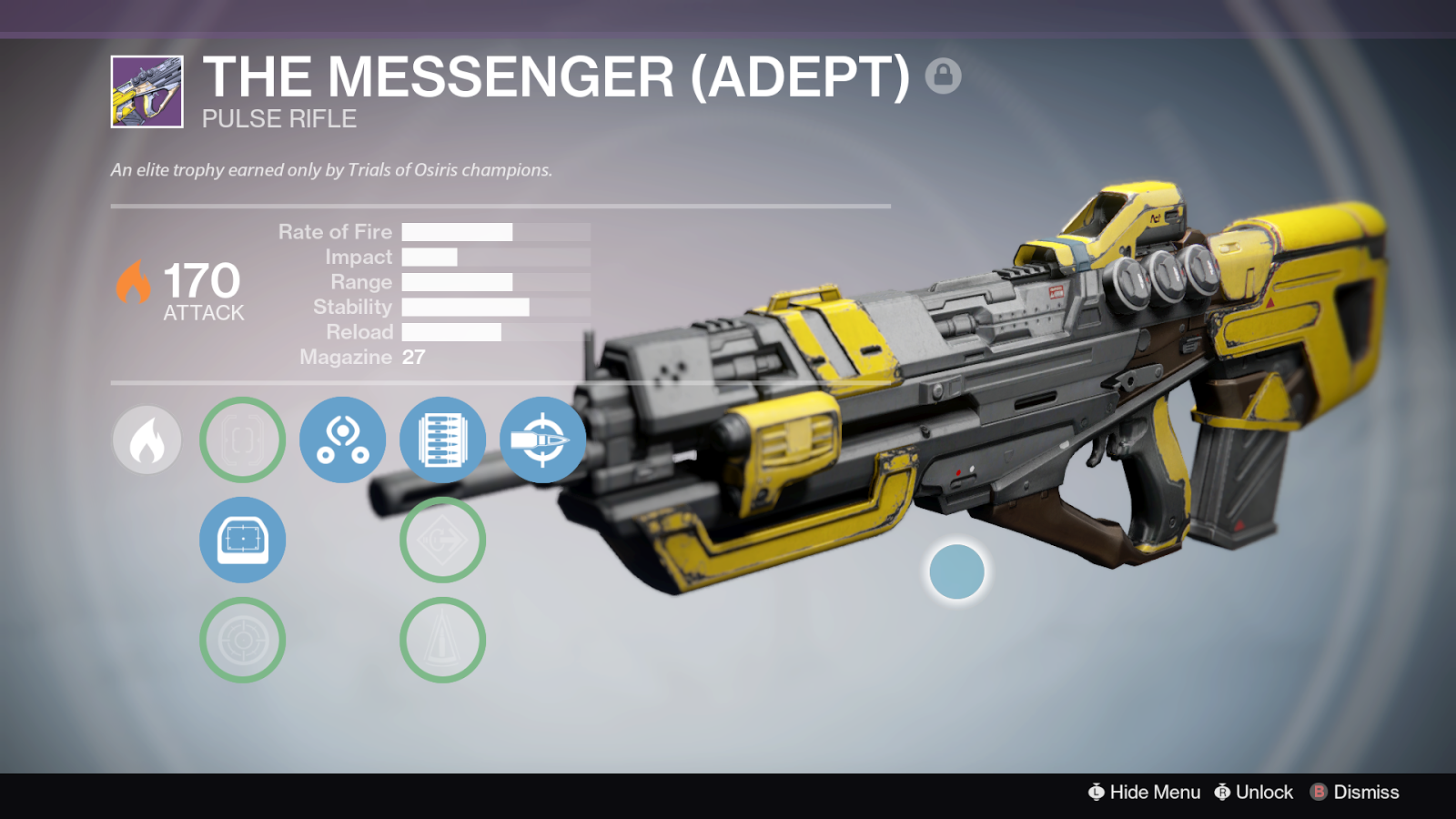 Memoriam 10 best legendary weapons in year one destiny drm gamecast