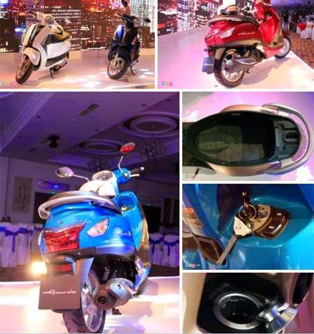 Gambar Yamaha Nozza Grande 125