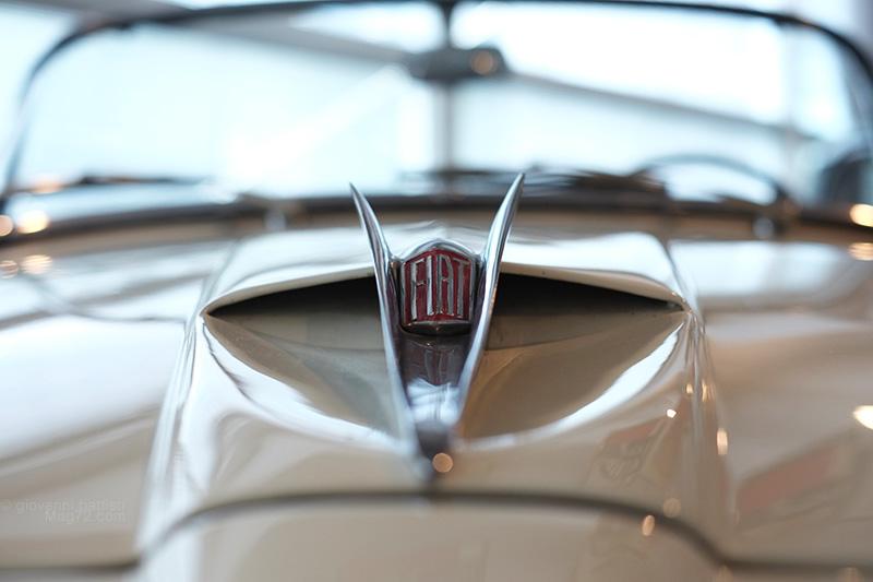 Museo Nicolis, auto Fiat d'epoca