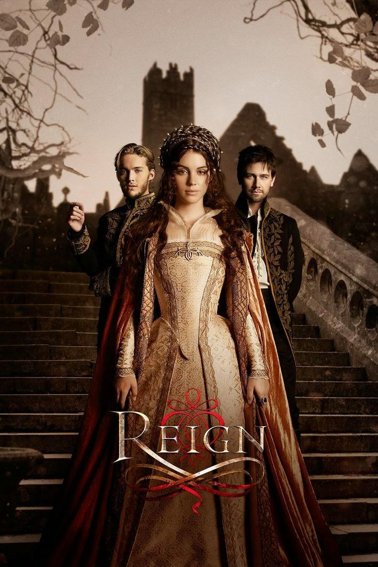 Bí Mật Vương Triều Phần 2 - Reign Season 2