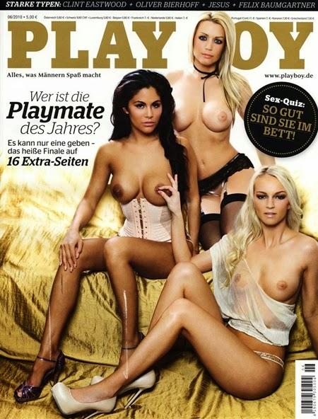 Sandra Latko, Esther Welvaarts, Michaela Grauke – Playboy Alemanha